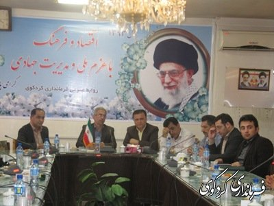 دیدار نخبگان با فرماندارکردکوی /تصویری