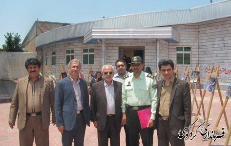 برگزاری همایش نقش  بانوان در کاهش اعتیاددر شهرستان کردکوی /تصویری