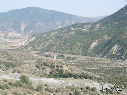 منطقه گردشگری درازنو  و جهانما/تصویری