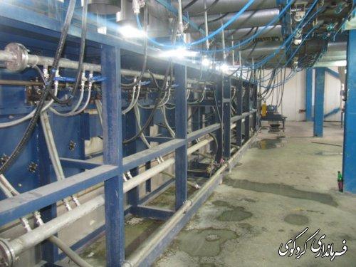 افتتاح بزرگترین شرکت پلیمر استان در کردکوی