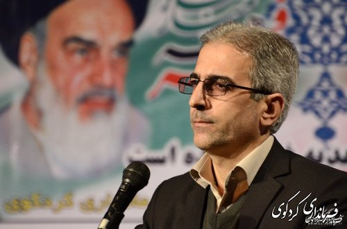 پیام نوروزی  دکتر جمالی  به تمامی مردم شهرستان کردکوی