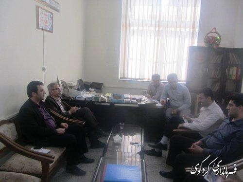 جمالی: حفظ بافت قدیمی و تاریخی الویت اول کمیته دهگردشی در سند جامع توسعه شهرستان است