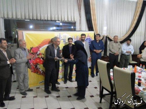 حضور فرماندار در ضیافت افطاری انجمن حمایت از بیماران تالاسمی