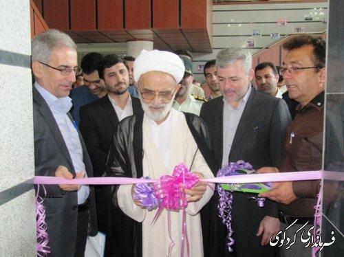افتتاح 83 پروژه عمرانی و اقتصادی با صرف اعتباری  بالغ بر 28548 میلیون ریال در کردکوی