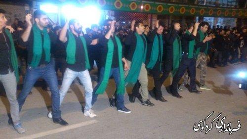 برگزاری مراسم جوش زنی امشب در میدان انقلاب کردکوی/پخش زنده از سوی رسانه ملی