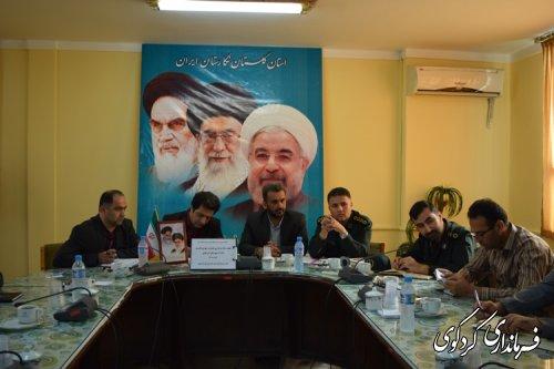 اولین یادواره شهدای کارمند در کردکوی برگزار می گردد