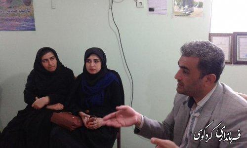 گزارش تصویری: از نشست مشترک اعضای شورای اسلامی و دهیاران بخش مرکزی با بخشدار