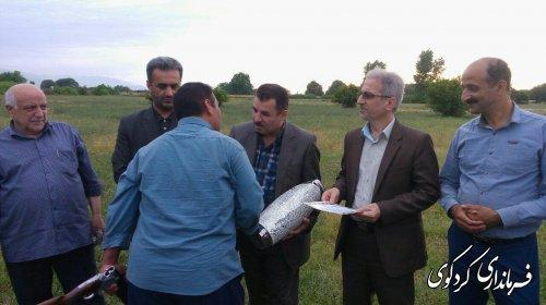 بمناسبت ازاد سازی خرمشهر یکدوره مسابقه تیراندازی در شهرستان کردکوی