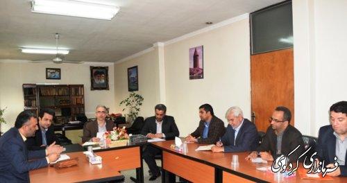 فرماندار کردکوی برضرورت فراهم سازی بسترهای اجتماعی و فرهنگی اشتغال تاکید کرد