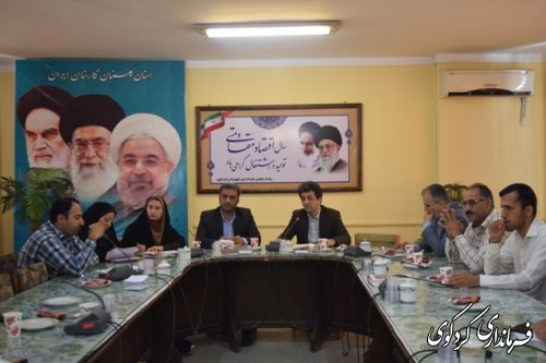 جلسه کمیته ساماندهی سگهای ولگرد  درکردکوی برگزار شد