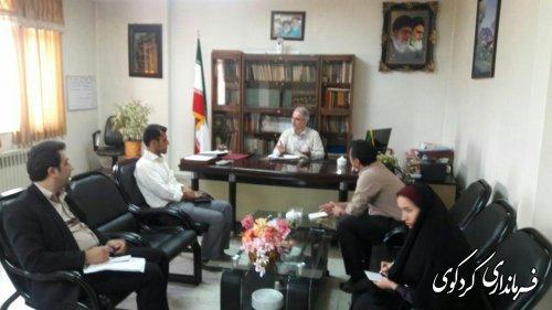 نماینده سازمان های مردم نهاد وهیات نظارت بر سمن های شهرستان  کردکوی انتخاب شد