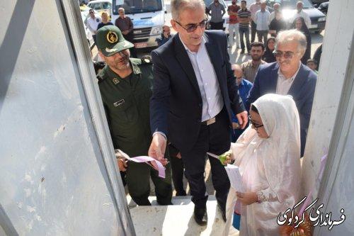 مرکز توسعه محلی ولاغوز  کردکوی  با هدف کاهش آسیب های اجتماعی افتتاح شد
