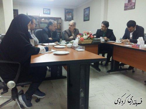 عملکرد نیمه نخست سالجاری شهرستان کردکوی درحوزه فعالیتهای اجتماعی قابل تقدیر است