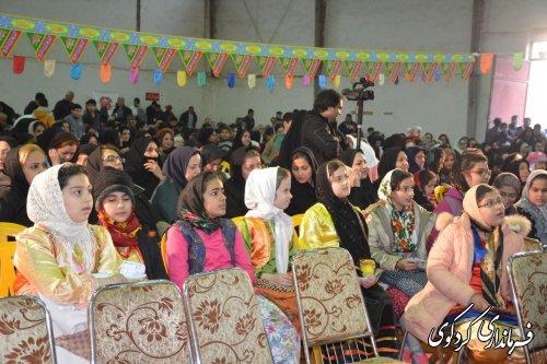"""جشنواره فرهنگی هنری """"دا """" (ننه), پاسداشت مقام مادر در روستای النگ کردکوی"""