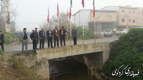 تخصیص اعتبارآسفالت راه روستایی مهترکلاته و اسلام آباد به بزرگراه بمبلغ 3.5 میلیارد ریال