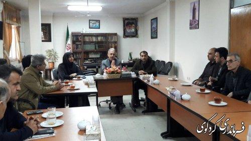 عملکرد بخش بازار و اصناف کردکوی مثبت و منصفانه است/ضرورت حمایت اصناف از کالای ایرانی