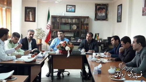دومین جلسه شورای ترافیک شهرستان با حضور اعضا و به ریاست ابراهیم قدمنان تشکیل شد.