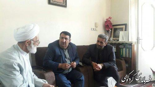 چگونگی برگزاری پانزدهمی یادواره 313 شهید شهرستان کردکوی مورد بررسی قرار گرفت