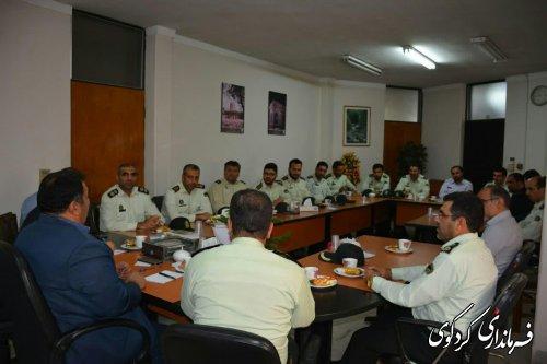 نیروی انتظامی مهمترین بانی نظم و امنیت برای توسعه یافتگی در جامعه است