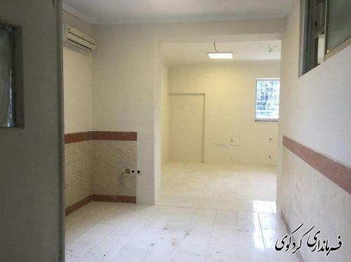 سالن امفی تئاتر بیمارستان شهرکردکوی با اعتبار ۱۳۰ میلیون تومان در دهه فجر به بهره برداری میرسد