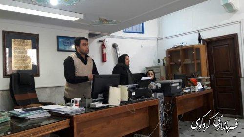 وضعیت رانندگان بین شهری کردکوی ساماندهی می گردد