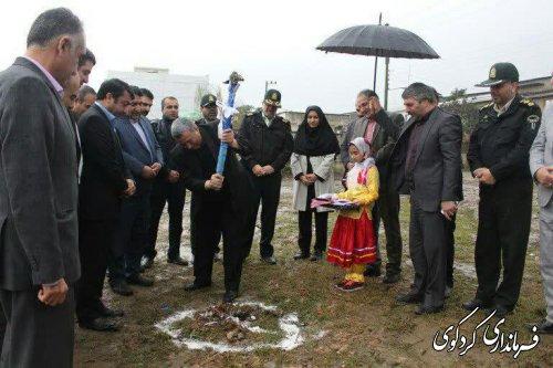 گردشگری و کشاورزی اولویتهای توسعه کردکوی است.