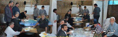 قدمنان فرماندار کردکوی: اکیپ امداد و نجات شهرستان در شهر سیل زده آق قلا مستقر شدند.