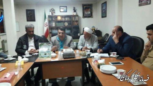 مردم و روحانیون روستای نیازآباد از اقدامات مدیریت بحران کردکوی قدردانی کردند.