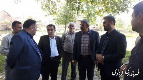 بهره برداری از ۳۳۰۰متر مربع آسفالت با اعتبار۲۴۷میلیون تومان در روستای سرکلاته خرابشهر آغاز شد.