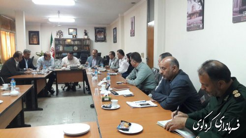 فرماندار کردکوی: برداشت محصول گندم در سطح ۸۶۰۰ هکتار از اراضی شهرستان کردکوی آغاز شد.