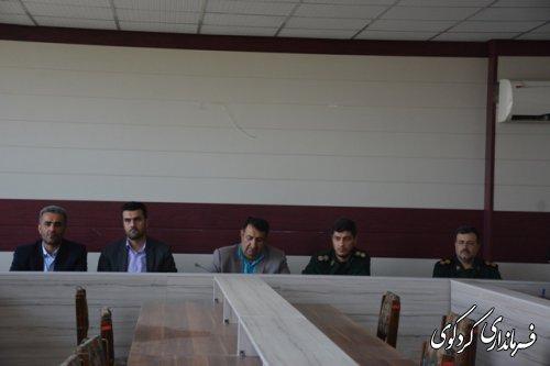 قدمنان فرماندار کردکوی: اجرای طرح ایجاد شور و نشاط اجتماعی گام مهمی است در تبلور پویایی جامعه