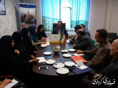 بخشدار مرکزی کردکوی: بخش مهمی از اقتصاد کشور در روستاها و با مدیریت بانوان اداره می گردد .