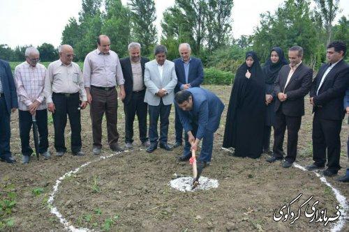 قدمنان فرماندار کردکوی:  ساخت دومین ایستگاه اتش نشانی  در شهر کردکوی