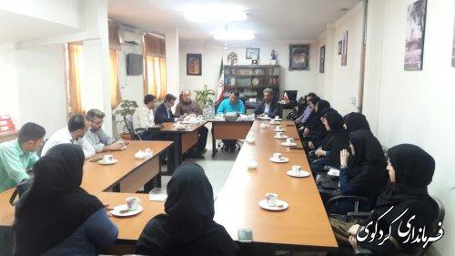 قدمنان فرماندار کردکوی: بزرگترین سرمایه های هرکشوری نیرویی انسانی آن کشور هستند
