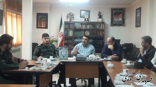 قدمنان فرماندار کردکوی: واقعه غدیر نماد یکپارچگی و وحدت امت جهان اسلام است.
