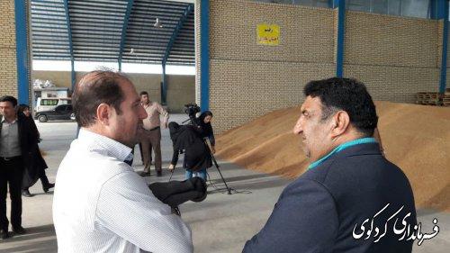 تور یک روزه بازدید خبرنگاران کشور از مراکز تولیدی و اقتصادی کردکوی برگزار شد.