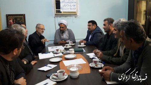 یکی از اولویت نخست برنامه های فرهنگی و مذهبی در شهرستان ، شرکت  در نخستین اجلاسیه سراسری نماز کشور در استان گلستان است