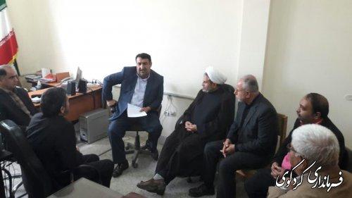 قدمنان فرماندار کردکوی: با ادامه اسفالت جاده درازنو به رادکان زیباترین حلقه(loop) گردشگری استان اجرایی می گردد.