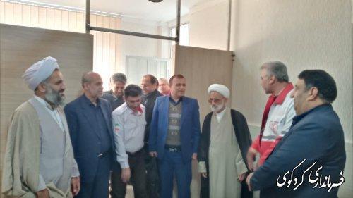 دومین  مرکز گفتاردر مانی در غرب استان افتتاح شد