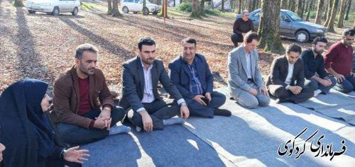 قدمنان فرماندار کردکوی: بطور جدی مطالبات فرزندان شاهد کارمند را پیگیری میکنیم.