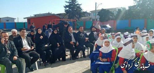 دومین جشنواره خیرین مدرسه ساز در کردکوی برگزار شد