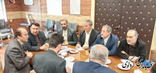 با اختصاص ۵۶ میلیارد تومان اعتبار بیش از ۵ هزار هکتار از اراضی کشاورزی کردکوی زهکشی می شود.