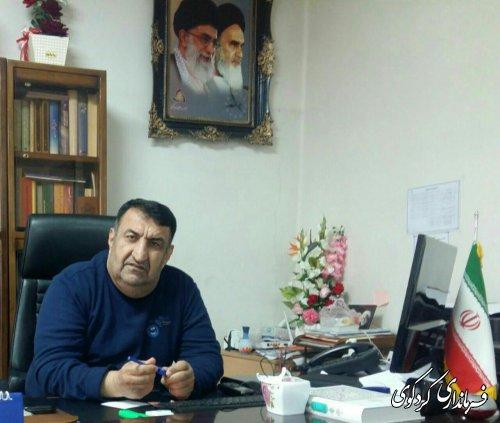 قدمنان فرماندار کردکوی: شرایط خاص برگزاری جشن میلاد امام زمان عج در کردکوی
