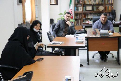 اجرای طرح کمک های مومنانه و مواسات به اقشار کم درآمد و مستمند کردکوی در ماه رمضان.