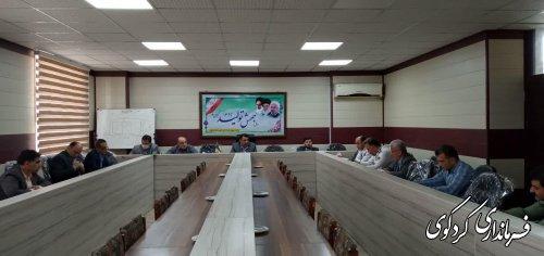 رییس شورای ترافیک شهرستان بر تسریع دراجرای دقیق مصوبات تاکید نمود