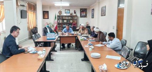 قدمنان فرماندار کردکوی: اقامه نماز باعث ثبات خانواده ها و آرامش در جامعه می شود.