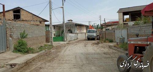 فرماندار کردکوی: با اعتبار بیش از ه میلیارد تومان طرح هادی در ۱۷ روستا اجرایی می گردد.