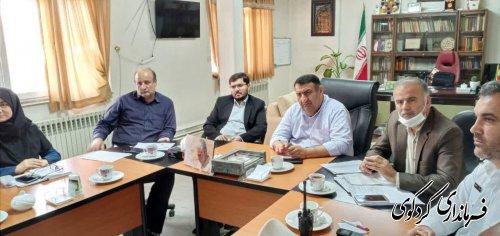عزیز زاده دادستان کردکوی: با هرگونه سودجویی دلالها در بحث تحویل و خرید گندم قاطعانه برخورد می کنیم.