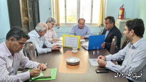 مصدق معاون برنامه ریزی فرماندار کردکوی: تضمین سلامت غذایی مردم در گرو اجرای دقیق پروتکلهای بهداشتی است.