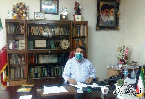 اعلام وضعیت قرمز کرونا در کردکوی/ اعمال مجدد محدودیت ها/هرگونه تجمع ممنوع